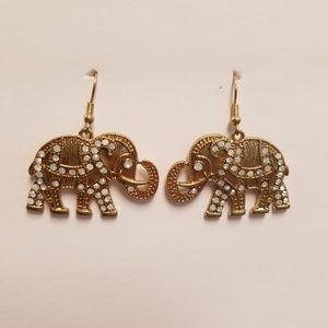 Jewelry - Elephant Earrings